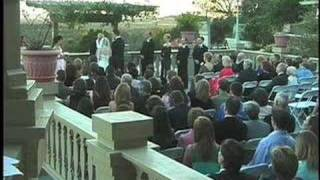 Villa Antonia Wedding - Austin, TX - Ceremony - Reception - Austin Wedding Videographer(http://www.americanvideoproductions.net/ - Short clip from wedding ceremony at Villa Antonia near Austin, TX. Produced by www., 2007-10-25T06:55:22.000Z)