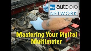 The Trainer #72 - Mastering Your Digital Multimeter (DMM or DVOM)