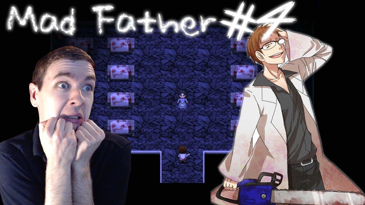 Mad Father Part 4 | PSYCHO DADDY | Gameplay Walkthrough ...