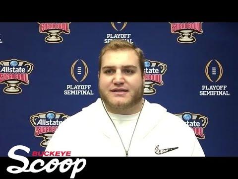 Clemson offensive lineman and Ohio native Matt Bockhorst talks rematch with Ohio State