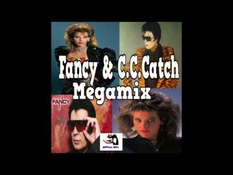 Fancy & C.C.Catch Megamix ( JiiPee Mix )