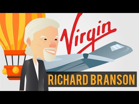 Richard Branson - Building The Virgin Empire