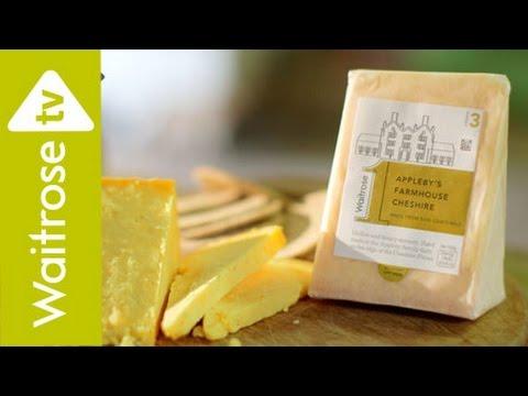 Waitrose 1 Appleby's Farmhouse Cheshire Cheese | Waitrose