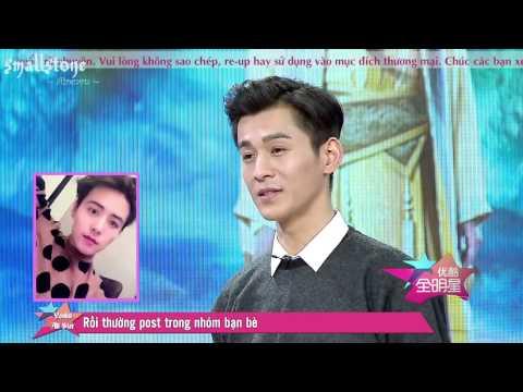 [Vietsub][Youku All Star][27.03.2015] Kiều Chấn Vũ (优酷全明星 - 乔振宇)