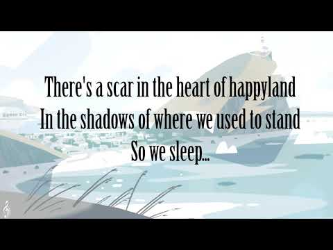 Måns Zelmerlöw - Happyland [Lyrics]