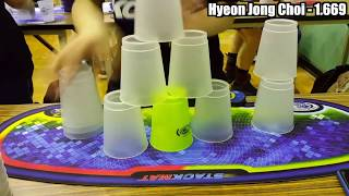 sport stacking fastest on the web holders 2017