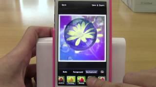 PIP Camera/iPhoneアプリ