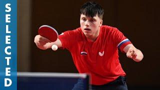 Ovidiu Ionescu vs Maksim Grebnev (Selected)   Saison 2021/22