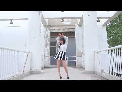 Girls 踊ってみた dance cover ♫ 白パンツショーツ?