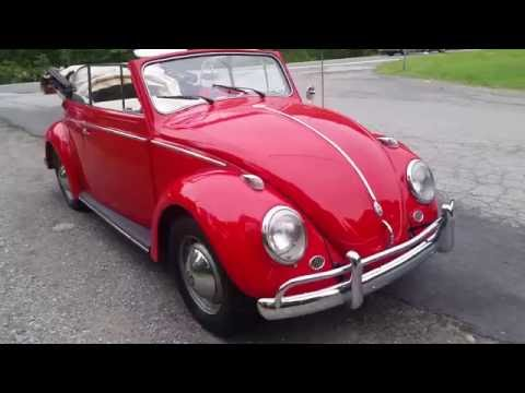 Classic VW BuGs Latest Project 1958 Beetle Convertible Type 1 Resto