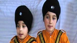 Japleen & Ekamleen - Rakhya de shabad