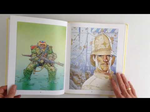 Moebius Made in L.A. -QuickLook/CoolBook -