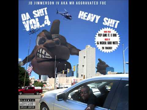 EVERY DAY-- MR AGGRAVATED FOE featuring MIKE KHAOS-D LO- MIKE WENG-& L.A. STEEZ