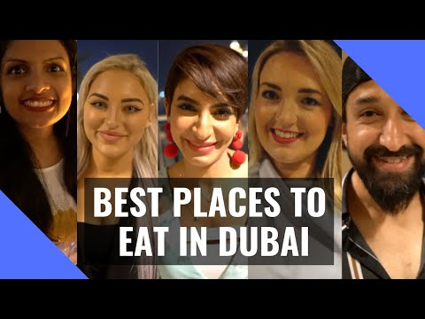Dubai food bloggers share the best place to eat in Dubai!