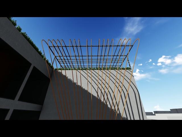 Επανάχρηση βιομηχανικού κτιρίου | Μαρία Καλδή