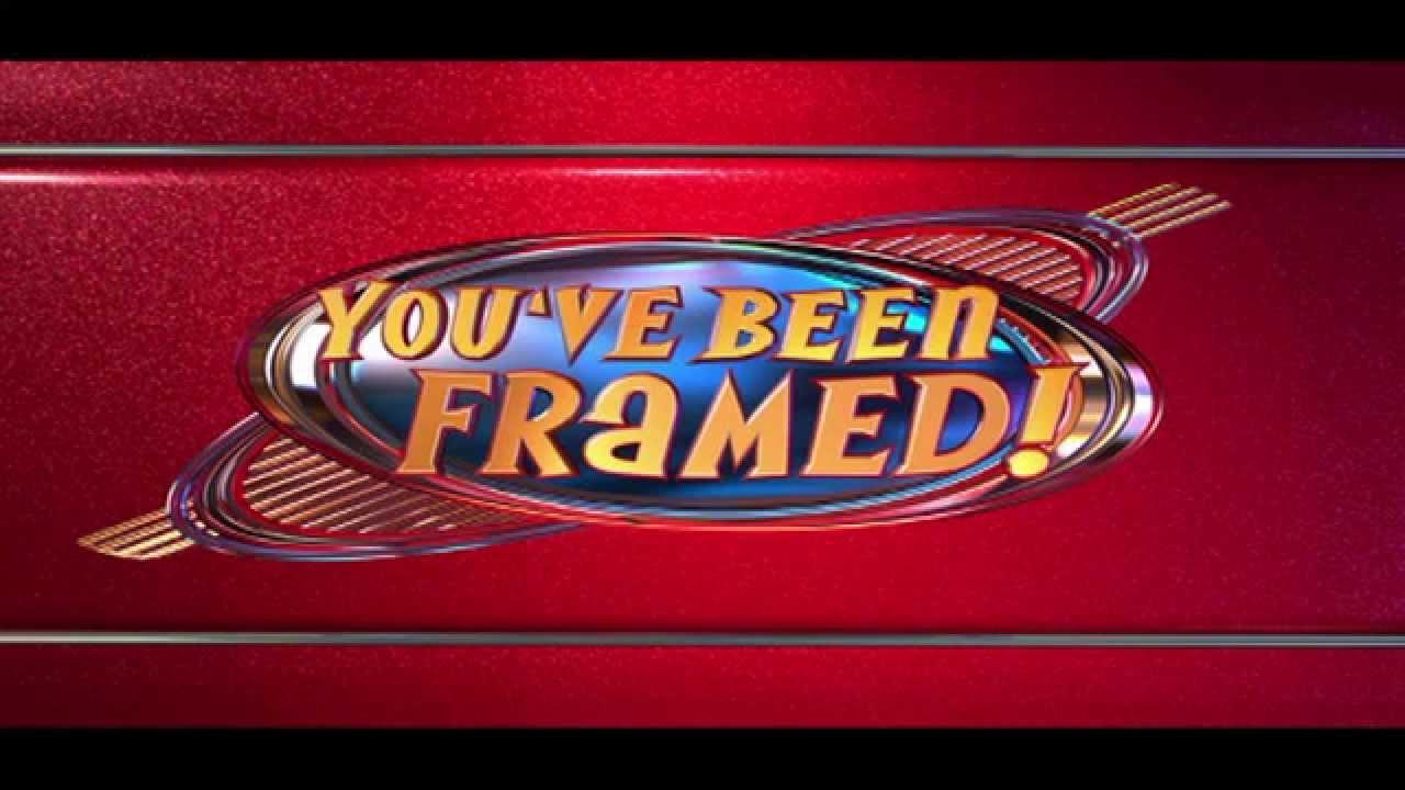ITV\'s : You\'ve Been Framed 2010 Theme Full - YouTube