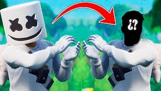 Marshmello Face Reveal: whats behind the mask? Fortnite skin