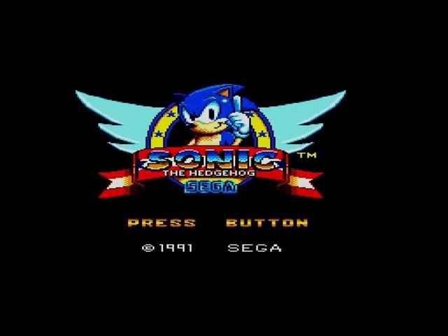 Sonic The Hedgehog: O Primeiro Jogo Da Minha Vida
