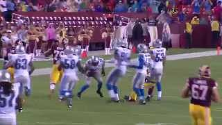 mccoy fumbles lions recover and flip ball around 2015 nfl preseason week 2 highlight