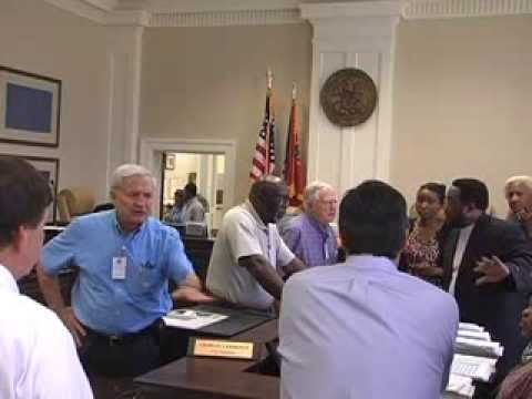 Hattiesburg Mayoral Election Pete Kelly Turner Jones City Hall