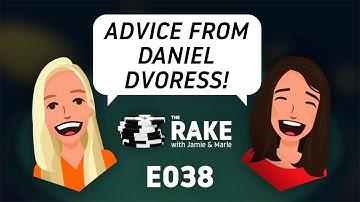Daniel Dvoress on Success, Strategy, Coaching & The Great Outdoors - The Rake E038