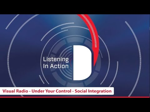 Visual Radio: Under Your Control - Social Integration (Listening In Action)