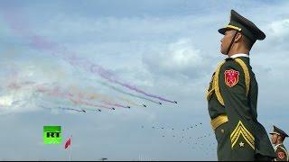 Китай готовится к параду в честь 70-летия окончания Второй мировой войны