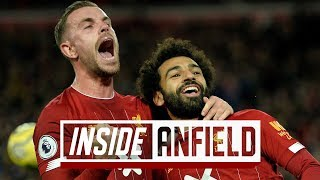 Inside Anfield: Liverpool 2-1 Spurs | Exclusive behind-the-scenes from the Reds' comeback