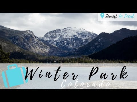 TRAVEL VLOG | A Weekend in Winter Park, Colorado