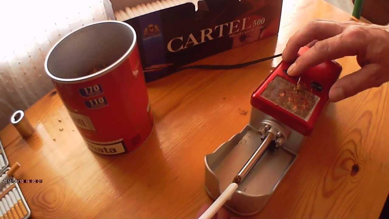Выбор оборудования для производства сигарет - советы 51