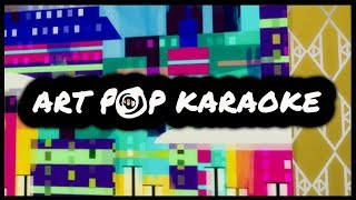 ART POP KARAOKE I SHOWCASE // The Sims 4