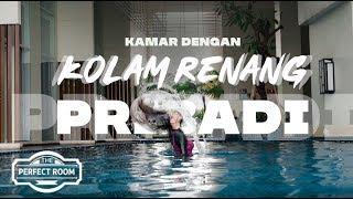 Gambar cover Kamar dengan Kolam Renang Pribadi - De Pavilijoen Bandung [PERFECT ROOM]