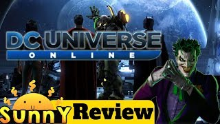 DC Universe Online Nintendo Switch Review | This Free 2 Play MMO Worth Your Time? (2019) (Video Game Video Review)