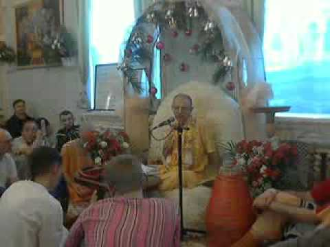 Шримад Бхагаватам 11.3.47 - Бхакти Вигьяна Госвами
