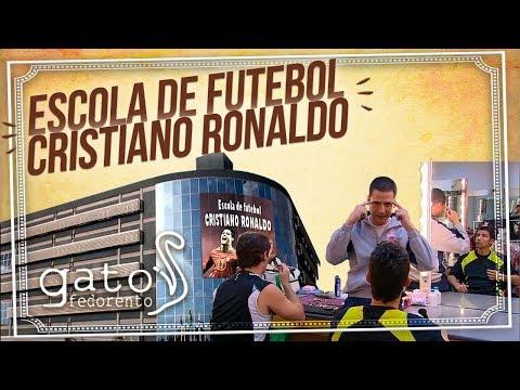 Gato Fedorento - Escola de Futebol Cristiano Ronaldo