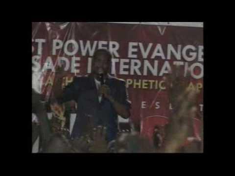 Osogbo Fire Crusade 2