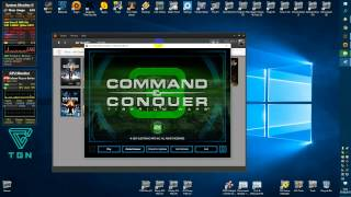 How To install CnC 3 Tiberium Wars MODS for on Windows 10/Origin/Steam/Retail