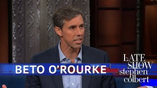 Beto O\'Rourke: We Don\'t Need A Wall