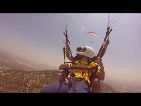 Above \u0026 Beyond - Paragliding Har Tavor Israel