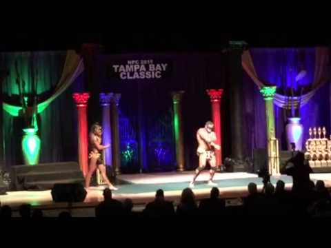 Guest posing Tampa Bay Classic 2015