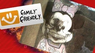 Verstörender Kinder-Content auf YouTube & App um Volksverräter zu melden...