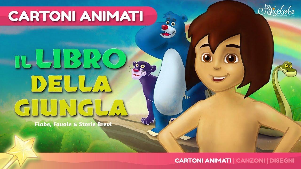 Il libro della giungla storie per bambini
