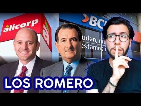 ¿LOS MÁS PODEROSOS DEL PERÚ? - La historia del Grupo Romero - (¡NO LO VEAN!)