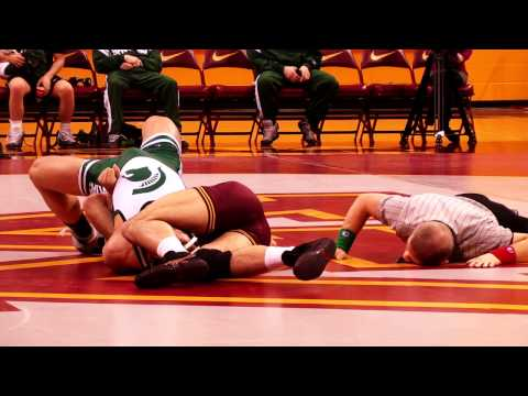 Minnesota Wrestling Moments: Cody Yohn