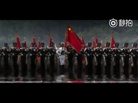 Documentary Film: China's Victory Day Military Parade in Beijing 2015 PLA August First Fil