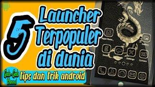 Launcher terbaik di Play store - tips dan trik Android - tips dan trik Android #11