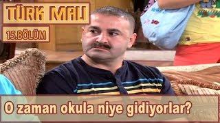 Dershaneleri gereksiz bulan Erman! - Türk Malı 15.Bölüm