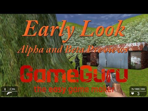 Early look at Game Guru: The Easy Gamemaker