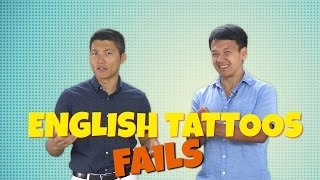 10 Most Hilarious English Tattoo Fails Of All Time