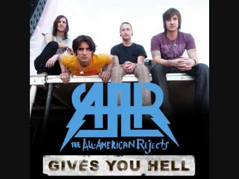 All American Rejects - Gives You Hell Lyrics | MetroLyrics